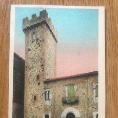 Postales: POSTAL CÁCERES - 10. TORRE DE LAS CIGÜEÑAS - L. ROISIN. Lote 205354712