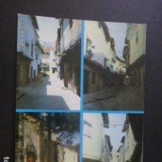 Postales: SAN MARTIN DE TREVEJO CACERES IGLESIA PARROQUIAL Y CALLES TIPICAS. Lote 205375283
