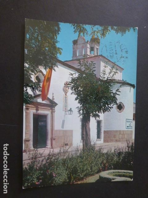 MERIDA BADAJOZ PARADOR NACIONAL FACHADA PRINCIPAL (Postales - España - Extremadura Moderna (desde 1940))