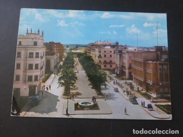 BADAJOZ AVENIDA GENERAL VARELA (Postales - España - Extremadura Moderna (desde 1940))