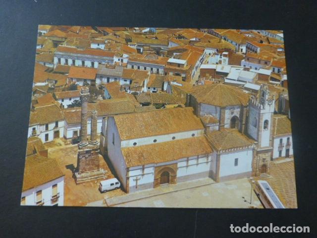 ZALAMEA DE LA SERENA BADAJOZ PLAZA DE JOSE ANTONIO (Postales - España - Extremadura Moderna (desde 1940))