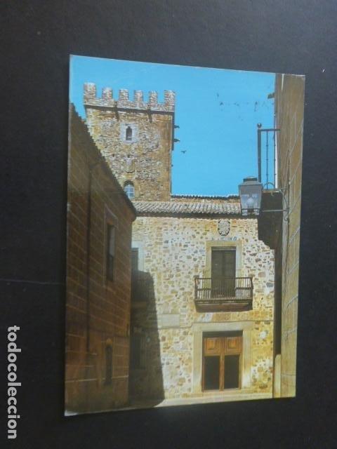 CACERES PALACIO DE LOS GOLFINES DE ARRIBA (Postales - España - Extremadura Moderna (desde 1940))