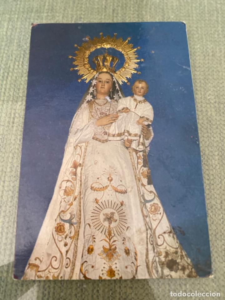 ANTIGUA POSTAL NTRA SRA DE LA CONSOLACION PATRONA FERIA BADAJOZ (Postales - España - Extremadura Moderna (desde 1940))