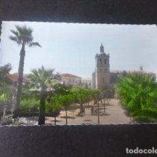 Postales: VILLANUEVA DE LA SERENA BADAJOZ PARQUE DE JOSE ANTONIO. Lote 205715286