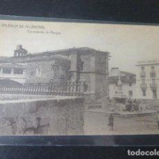 Postales: VALENCIA DE ALCANTARA CACERES EXCONVENTO DE MONJAS. Lote 205717168