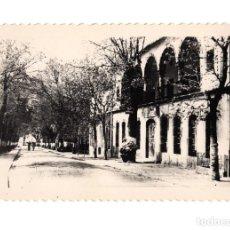 Postales: BAÑOS DE MONTEMAYOR.(CÁCERES).- CARRETERA DE SALAMANCA A CÁCERES.. Lote 205725380