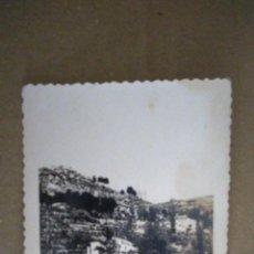 Postales: BAÑOS DE MONTEMAYOR CACERES MATAGATOS. Lote 206167550