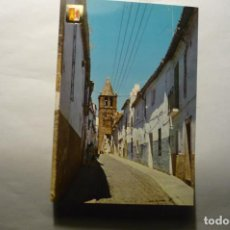 Postales: POSTAL CACERES - CALLE CALEROS. Lote 206218228