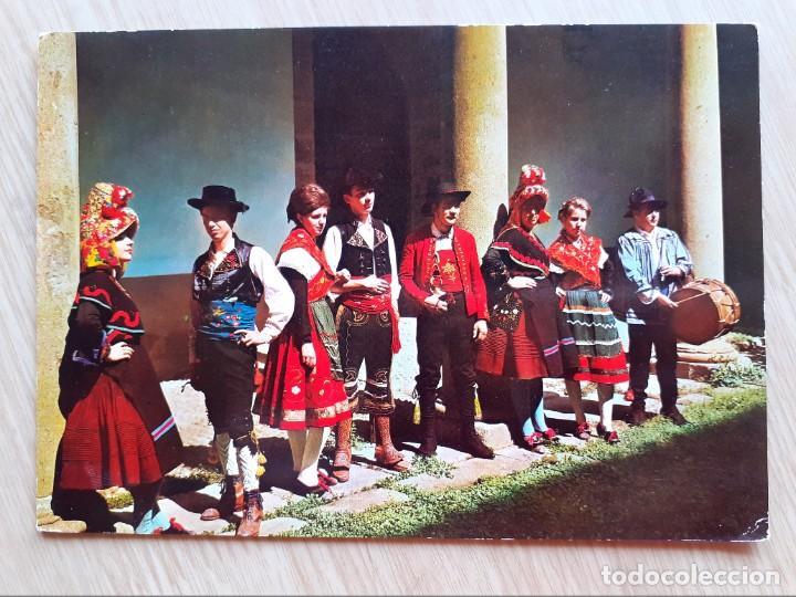 TARJETA POSTAL - GRUPO TIPICO DE EXTREMADURA 2903 (Postales - España - Extremadura Moderna (desde 1940))
