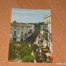 Postales: POSTAL DE VALENCIA DE ALCANTARA. Lote 206458741
