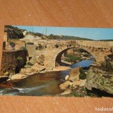 Postales: POSTAL DE VALENCIA DE ALCANTARA. Lote 206529343