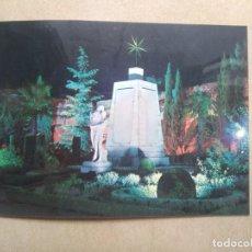 Postales: POSTAL BADAJOZ MONUMENTO AL HEROE CAIDO. Lote 206531536