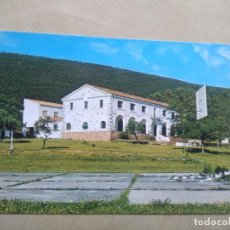 Postales: POSTAL VALENCIA DE ALCANTARA, CACERES,ALBERGUE NTRA SRA DE GUADALUPE. Lote 206532270
