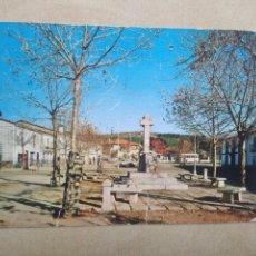 Postales: POSTAL PIORNAL, CACERES, CRUZ DE LOS CAIDOS. Lote 206532570