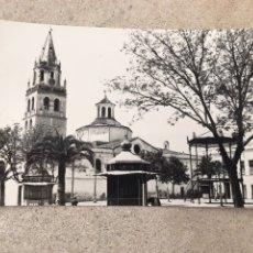 Postales: FOTOGRAFÍA POSTAL VILLAFRANCA DE LOS BARROS. BADAJOZ. Lote 206543320