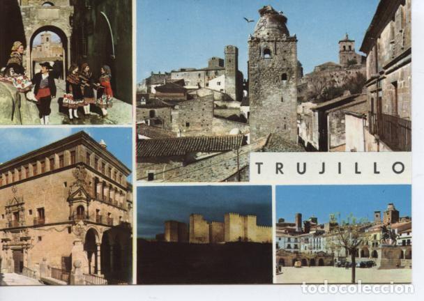 (2016) TRUJILLO. CACERES ... SIN CIRCULAR (Postales - España - Extremadura Moderna (desde 1940))