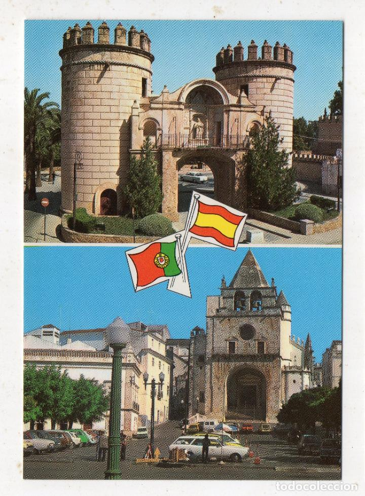ELVAS / BADAJOZ. VISTAS PARCIALES. (Postales - España - Extremadura Moderna (desde 1940))