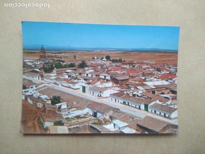 POSTAL BIENVENIDA, BADAJOZ (Postales - España - Extremadura Moderna (desde 1940))