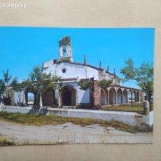 Postales: POSTAL SANTUARIO DE LA VIRGEN DE ALTA GRACIA, PATRONA DE GARROVILLAS, CACERES. Lote 206789546