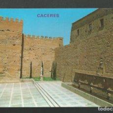 Postales: POSTAL SIN CIRCULAR - CACERES 420 - EL FORO DE LOS BALBOS - EDITA PARIS. Lote 210539090