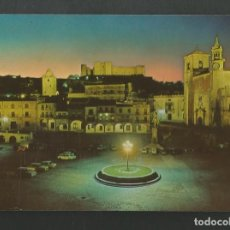 Postales: POSTAL SIN CIRCULAR - TRUJILLO 40 - CACERES - P'LAZA MAYOR - EDITA ARRIBAS. Lote 210539325
