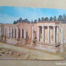 Postales: POSTAL MERIDA, ANFITEATRO ROMANO. Lote 210657347