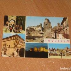 Postales: POSTAL DE TRUJILLO. Lote 210720021