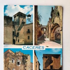 Cartes Postales: CÁCERES. POSTAL NO. 2014, POSTAL RECORDATORIO. EDITA: ED. ARRIBAS (H.1970?) CIRCULADA.... Lote 211904702