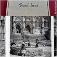 Postales: GUADALUPE-CACERES- 15 POSTAL FOTO- EXCELENTE ESTADO. Lote 212197413