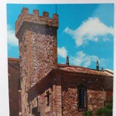 Cartes Postales: CÁCERES - PALACIO DE LAS VELETAS - LMX - EXT1. Lote 212899160