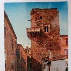 Cartes Postales: CÁCERES - TORRE DE LOS ESPADEROS - LMX - EXT1. Lote 212899353
