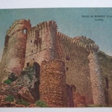 Cartes Postales: BELVIS DE MONROY - CASTILLO - LMX - EXT2. Lote 212938031