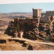 Cartes Postales: ALBURQUERQUE - CASTILLO - LMX - EXT3. Lote 212965516