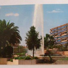 Cartes Postales: VILLANUEVA DE LA SERENA - PARQUE DE LA CONSTITUCIÓN - LMX - EXT3. Lote 212967407