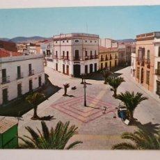 Cartes Postales: SANTA MARTA DE LOS BARROS - PLAZA DEL GENERALÍSIMO - LMX - EXT3. Lote 212968690