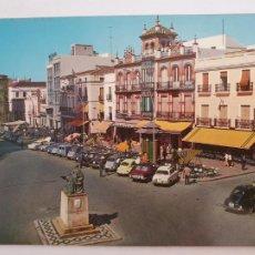 Cartes Postales: BADAJOZ - PLAZA DE ESPAÑA - LMX - EXT3. Lote 212981506