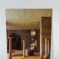 Cartes Postales: TARJETA POSTAL. MERIDA. Nº 85.- VISTA DE LA CRIPTA ARQUEOLOGICA. MUSEO NACIONAL DE ARTE ROMANO. Lote 213309295