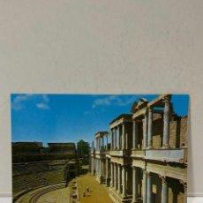 Cartes Postales: TARJETA POSTAL. MERIDA. BADAJOZ. 31.- ANFITEATRO ROMANO. SIGLO I ANTRES DE J.C.. Lote 213309488