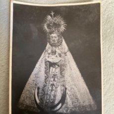 Postales: ANTIGUA POSTAL TRA SRA DEL SOTERRAÑO PATRONA BARCARROTA BADAJOZ. Lote 213594416