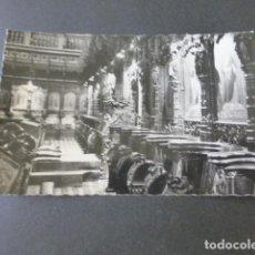Postales: PLASENCIA CACERES CATEDRAL CORO ED. GARCIA GARRABELLA Nº 10. Lote 216598492