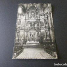 Postales: PLASENCIA CACERES CATEDRAL RETABLO ED. LIB. CERVANTES Nº 9. Lote 216598705