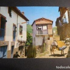 Postales: BAÑOS DE MONTEMAYOR CACERES RINCON DEL CAÑO FRIO. Lote 216953301