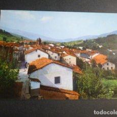 Postales: BAÑOS DE MONTEMAYOR CACERES VISTA PARCIAL DESDE EL PORTAZGO. Lote 216953322
