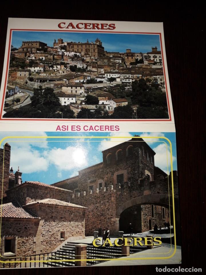 CACERES (Postales - España - Extremadura Moderna (desde 1940))