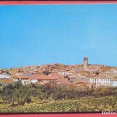 Postales: LLERA,(BADAJOZ) 2 VISTA PARCIAL, POSTALES SAN-PI CIRCULADA 1972, VER FOTOS. Lote 217510110