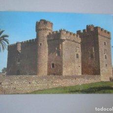 Cartoline: POSTAL CASTILLO ARGUIJUELAS DE ABAJO ( CACERES ). Lote 217608543