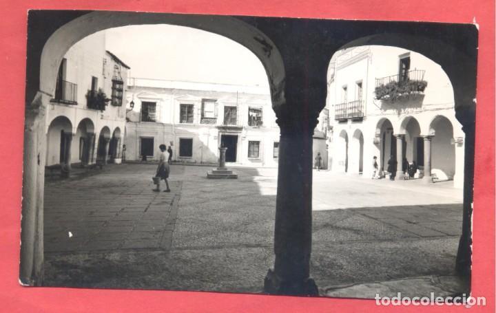 ZAFRA (BADAJOZ) 1009 PLAZA DE JOSE ANTONIO, EDI. ARRIBAS, SIN CIRCULAR VER FOTOS (Postales - España - Extremadura Moderna (desde 1940))
