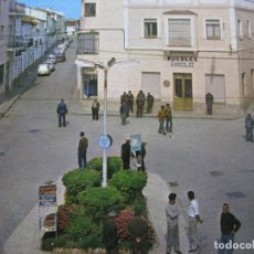Postales: SAN VICENTE DE ALCANTARA-PLAZA JOAQUIN SAMA-EXCL·J.PRIETO-POSTAL ANTIGUA-(74.666). Lote 220890766