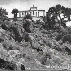 Postales: POSTAL * PLASENCIA , SANTUARIO DE LA VIRGEN DEL PUERTO * 1962 - ARRIBAS. Lote 221396180