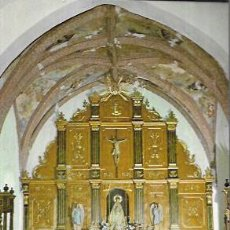 Postales: POSTAL * SIRUELA (BADAJOZ ) , RETABLO DE LA ERMITA DE LA VIRGEN ALTAGRACIA - ZERKOWITZ 1976. Lote 221436686